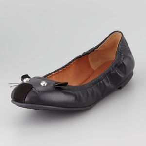 • Marc by Marc Jacobs • Soft Mouse Ballerina Flats